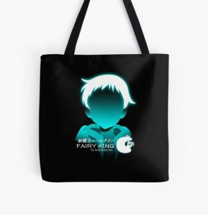 The seven deadly sins king All Over Print Tote Bag RB1606 product Offical The Seven Deadly Sins Merch