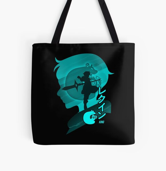 King the seven deadly sins All Over Print Tote Bag RB1606 product Offical The Seven Deadly Sins Merch