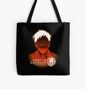 The seven deadly sins escanor All Over Print Tote Bag RB1606 product Offical The Seven Deadly Sins Merch