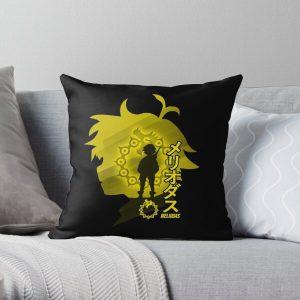 The seven deadly sins - meliodas Throw Pillow RB1606 product Offical The Seven Deadly Sins Merch