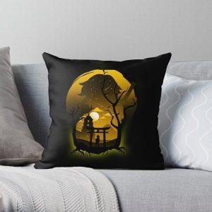 Meliodas the seven deadly sins Throw Pillow RB1606 product Offical The Seven Deadly Sins Merch