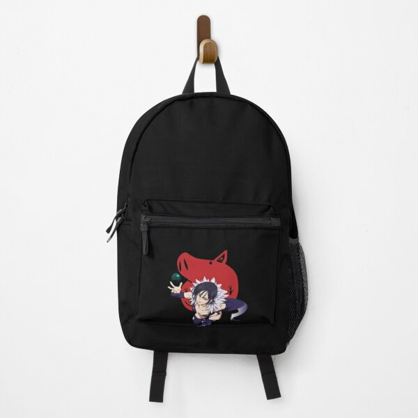 the seven deadly sins - Merlin  Backpack RB1606 product Offical The Seven Deadly Sins Merch