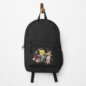 The Seven Deadly Sins Backpack RB1606 product Offical The Seven Deadly Sins Merch