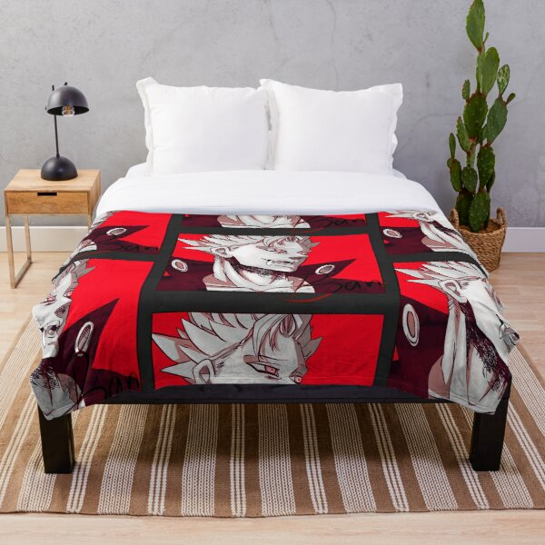 nanatsu no taizai (Ban) Throw Blanket RB1606 product Offical The Seven Deadly Sins Merch