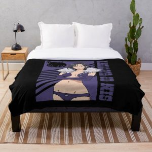 the seven deadly sins-Merlin  Throw Blanket RB1606 product Offical The Seven Deadly Sins Merch