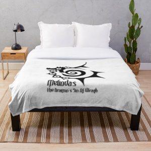 meliodas the seven deadly sins  Throw Blanket RB1606 product Offical The Seven Deadly Sins Merch