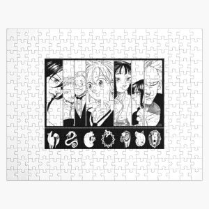 the deadly seven sins Jigsaw Puzzle RB1606 product Offical The Seven Deadly Sins Merch