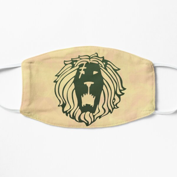 The Lion's Sin of Pride Escanor  Flat Mask RB1606 product Offical The Seven Deadly Sins Merch