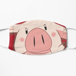 The seven deadly sins - Hawk captain of disposals Flat Mask RB1606 product Offical The Seven Deadly Sins Merch