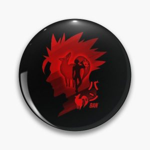 Ban - the seven deadly sins Pin RB1606 product Offical The Seven Deadly Sins Merch