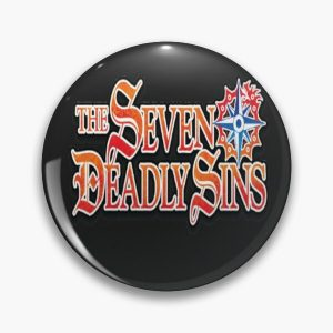 The Seven Deadly Sins Pin RB1606 product Offical The Seven Deadly Sins Merch