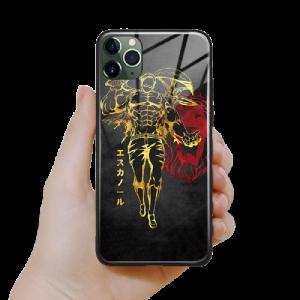 escanor lion sin of pride iphone case SDM1010