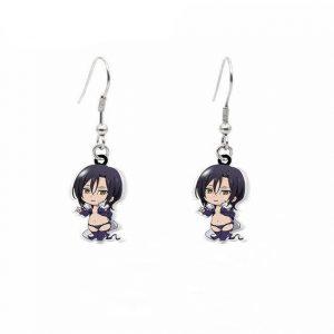 anime seven deadly sins merlin earrings SDM1010